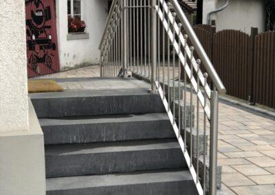 Edelstahl-Treppengelaender1